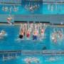 Υγρός Στίβος: Ξεκίνησε η προετοιμασία για το Πανελλήνιο Πρωτάθλημα Καλλιτεχνικής Κολύμβησης