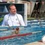 Κολύμβηση: Ο Στέργιος Συλαίος κρατάει…σε φόρμα τα ταλέντα της πισίνας!