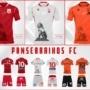 Ποδόσφαιρο: Οι νέες φανέλες των «Λιονταριών» – Τιμή στον Εμμανουήλ Παπα!